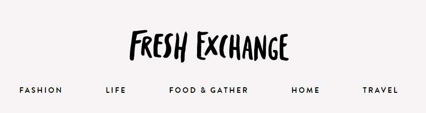 Blogs Lifestyle para seguir - Fresh Exchange