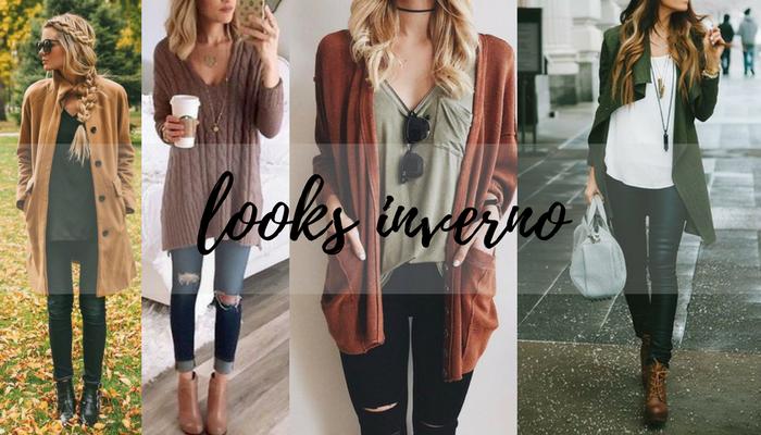 Definindo seu estilo com o Pinterest - Looks inverno