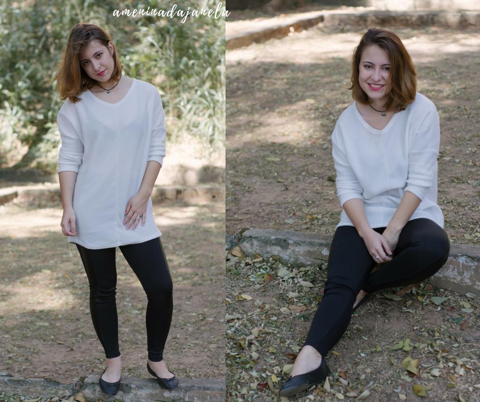 Recebidos ToSave - Blusão branco