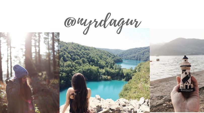 instagram : nyrdagur
