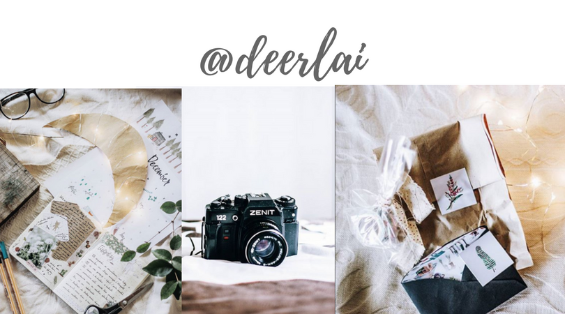 instagram : deerlai