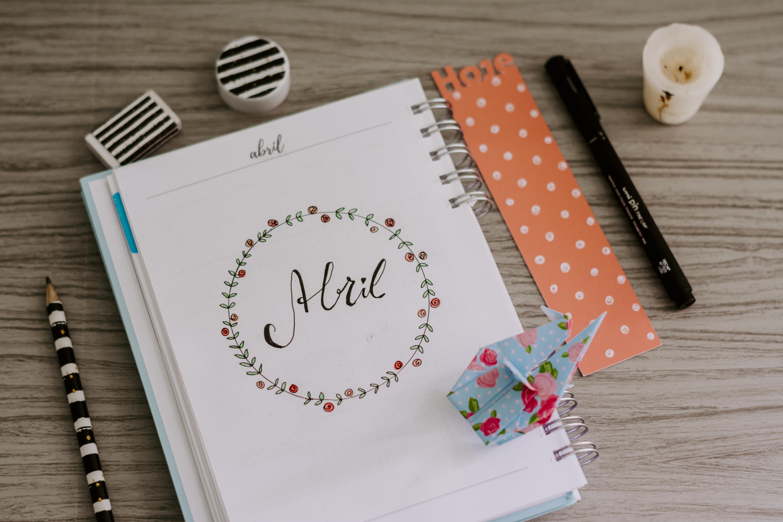 Como uso: páginas pontilhadas do Planner Realize?