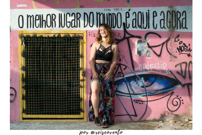 Sobre ser fotografada - Por Letícia Reis