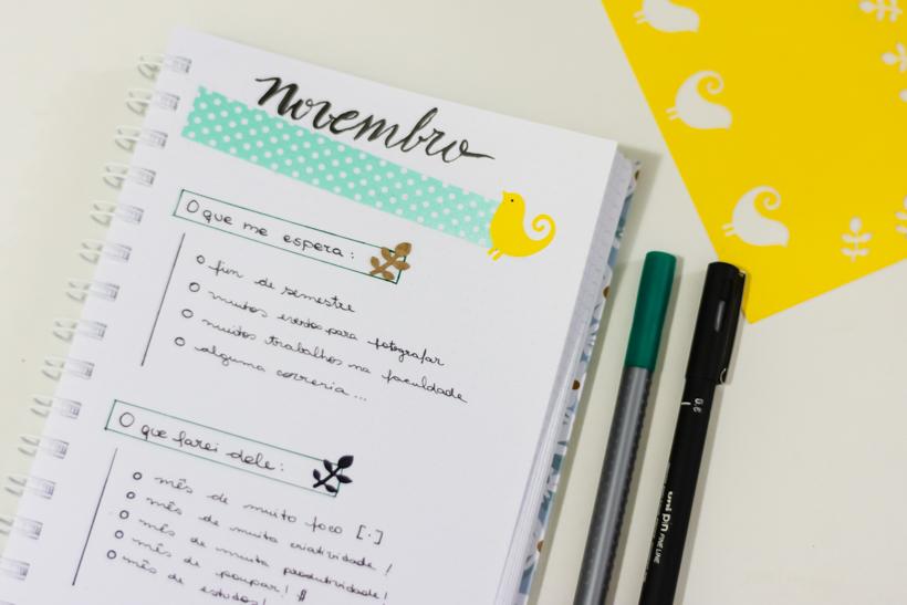 Creative Journal - buscando inspiração