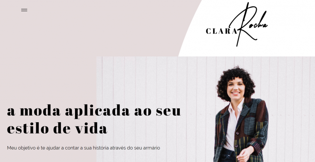 Blogs Feminos: Clara Rocha