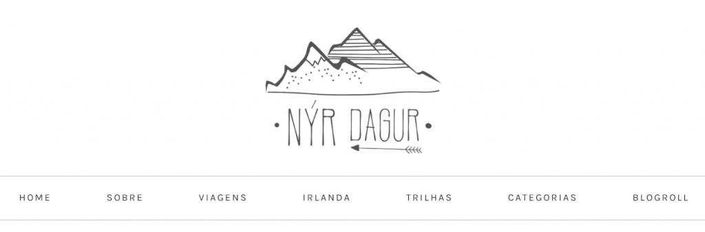 Blogs Femininos: Nyr Dagur