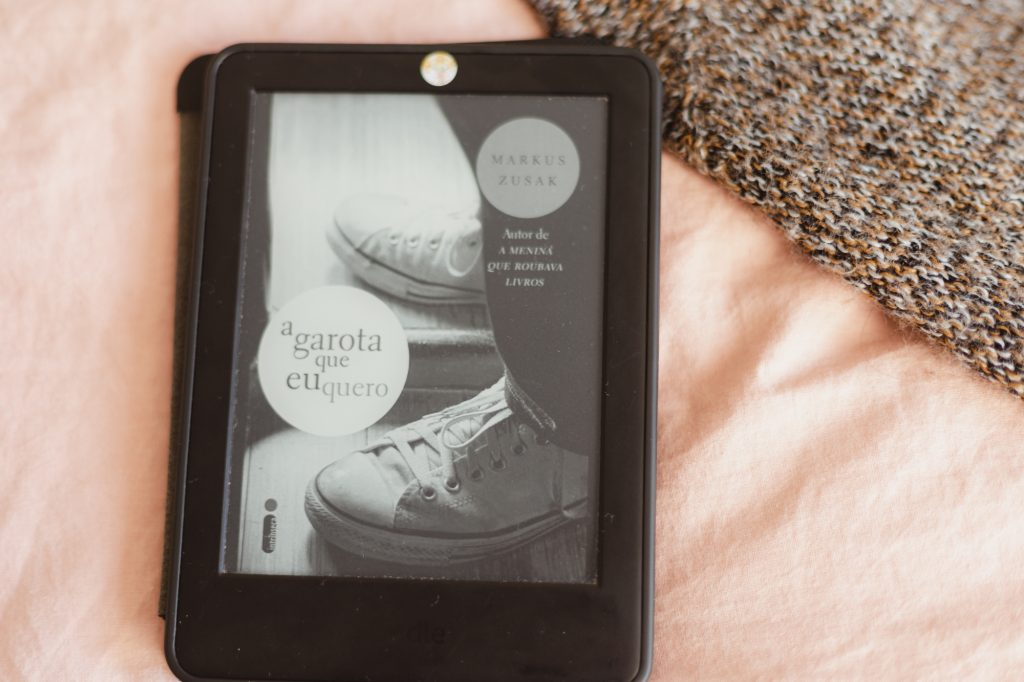 Livros lidos: A garota que eu quero