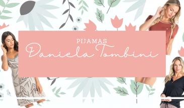 Pijamas Daniela Tombini