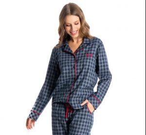 Pijama Xadrez Silvia